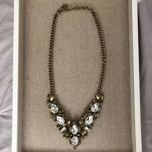 Stella & Dot Jewelry - Stella and Dot Zora Crystal Necklace